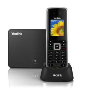 Yealink W52P Telefono inalambrico Sip