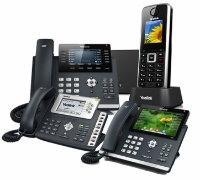 Teléfonos Yealink