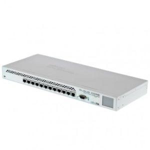 CCR1009-8G-1S | 9 cores, 8 Ptos Giga, 1 Ram